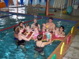 Baby Swim Class